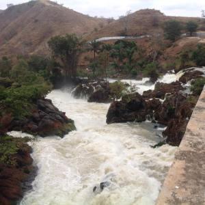 Cachoeiras do Binga. Fotografia Alípio Mendes.