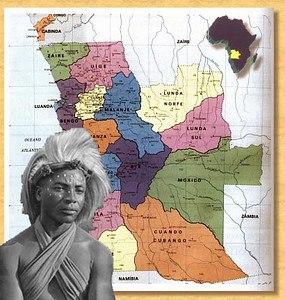 Povo Tchokwe - Lunda Norte